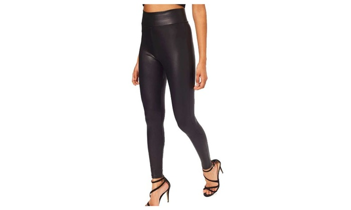 Women's Solid Regular Fit Fashion PullOnStyle Leggings