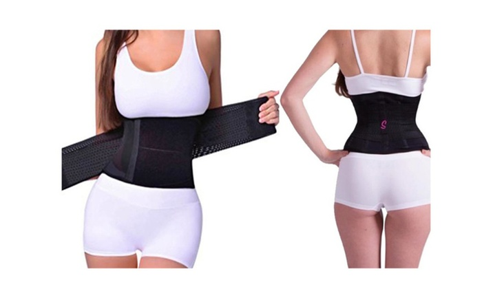9940b537a88 Miss Slimming Waist Trainer Belt Body Shaper