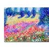 Manor Shadian Poppies Canvas Print