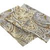 Superior 1800 Series Brushed Microfiber Wrinkle Resistant Paisley Pillowcase Set