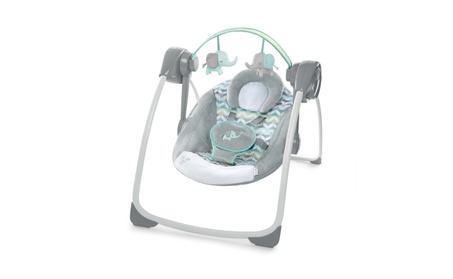 Ingenuity Comfort 2 Go Portable Swing Jungle Journey d0196b73-aa98-4eef-b5c8-e8f8948e7c8a