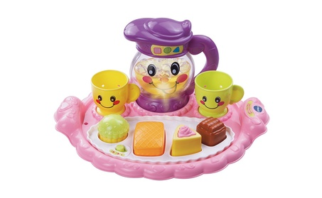VTech Learn and Discover Pretty Party Playset 9cf4ab40-75f1-4aaa-9b1b-562310fb7b14