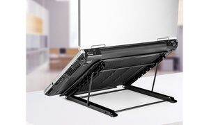 Mesh Ventilated Laptop Stand for Notebooks, iPads, and Tablets