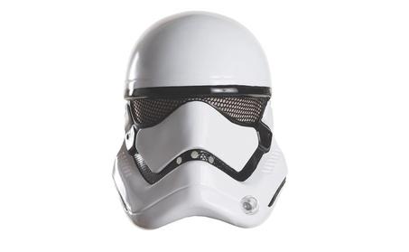 Star Wars: The Force Awakens Child's Stormtrooper Half Helmet e5d0071b-4879-4b48-b801-72bf0bd68eb2