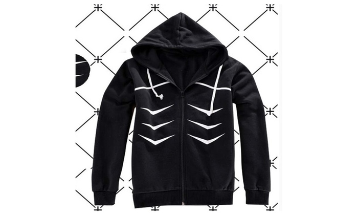 Cosplay Costume Women Hoodie Sweatshirt Coat Jacket