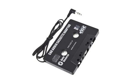 Car Audio Cassette Adapter Tape 3.5mm AUX for Mobile Phone 5f7ec3b2-5105-43fb-86a5-0597badb2b46