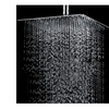 Square Stainless Steel Rain Shower Head