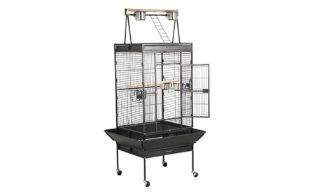 Pet Bird Cage Play Top Parrot Cockatiel Cockatoo Parakeet Finches NEW 156eb0ee-b6f2-4347-97db-8292a7ebbfe6