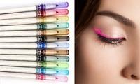 Professional Cosmetic Vivid Eyeliner Pencil (12-Pack)