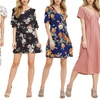 Women's Summer Dresses. Multiple Styles Available.
