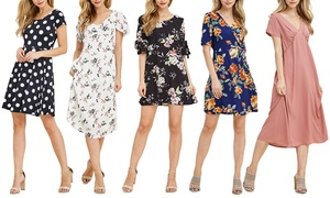 Women's Summer Dresses. Multiple Styles Available.