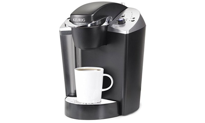 Up To 14 Off On Keurig K140 Single Cup Brewer Groupon Goods