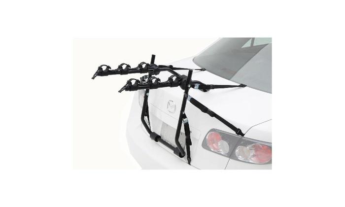 Hollywood Racks Express Trunk Mounted Bike Rack - 3 Bike