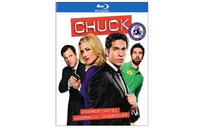 Chuck: The Complete Fourth Season (Blu-Ray) 31cd648a-532f-4b76-a742-5e6b288d42a4