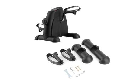 New Exercise Bike Mini Pedal Cycle Fitness Indoor 4 Legs w/LCD Display b7d51e70-4f55-44b1-9b6b-7acf40df2677