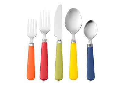 Home Kitchen Gadgets Multi Color 48 Piece Flatware Set c540dfdd-fc99-4873-95ed-bec7ac094c1b