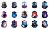 Scarf for Men and Women Neck Gaiter 12 in 1 Floral Printed Scarves