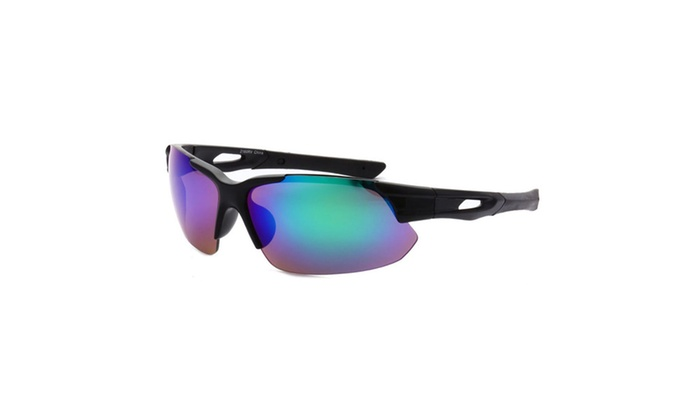 MLC Half Framed Outdoors Sports Sunglasses UV400