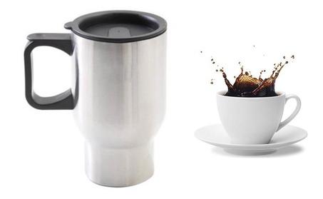 Travel Mug Keeps Beverage Hot Or Cold To Enjoy Tea or Coffee Anywhere ef823b06-b954-4562-ac51-5ccb8b5bfb52
