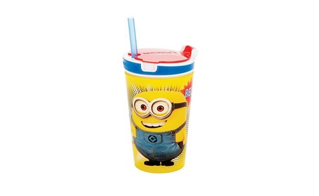 2 in 1 Snack & Drink Cup Specially Designed For Travel 346f78f3-7314-4c7b-9204-83e0b9c583c3