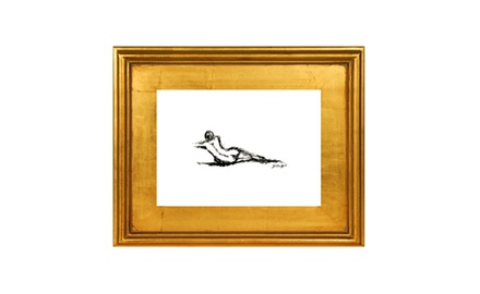 Forever Beautiful -Framed fine art