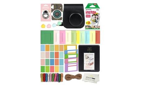 Fuji Film Mini 11 deluxe Accessories. All in 1 Accessory Bundle