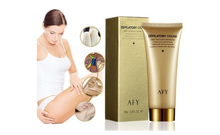 AFY Hair Removal Cream for Boby Leg Pubic Hair Armpit Depilatory 3cd3321f-a41f-4535-9171-5059ee5821ab