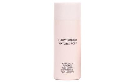 Flowerbomb Body lotion Bomblicious By Viktor & Rolf 1.7 Oz Women's