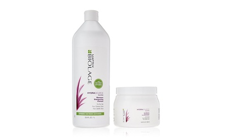 Biolage HydraSource Shampoo & Conditioner Package
