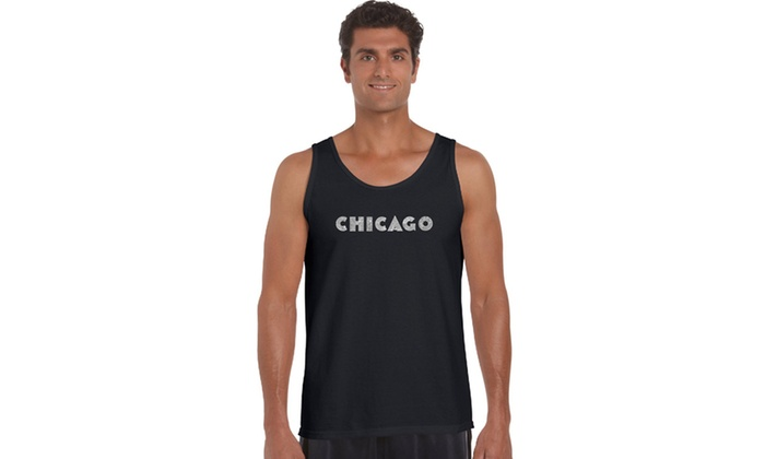 up to 16 off on men s tanks chicago neighbo groupon goods