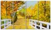 Parkland Trails - Photography Canvas Art Print
