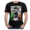Men's Yisw Men Conor McGregor UFC T-shirts Black