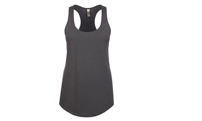 The Ideal Racer Back Tank