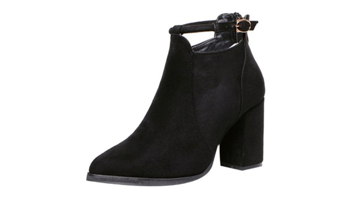 Women's Fashion Casual Martin Boots