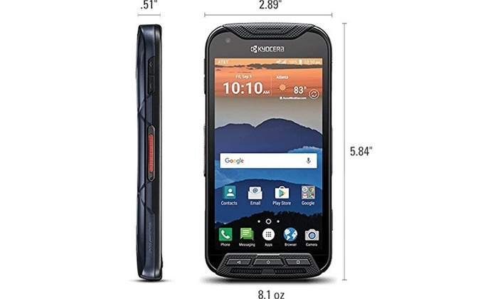 Up To 22% Off on Kyocera DuraForce Pro 32GB E6    | Groupon Goods