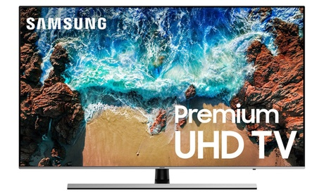 Samsung 8-Series 4K Ultra HD HDR Slim Design Smart TV