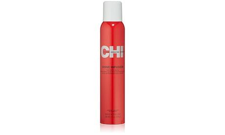 CHI Shine Infusion Hair Spray (5.3 Fl. Oz.) 39f34690-b287-4d6d-ba81-b2588d10c6c0