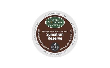 Green Mountain Coffee K-Cup Extra Bold Sumatran Reserve 2c693ad3-293a-4160-92ac-978002249283