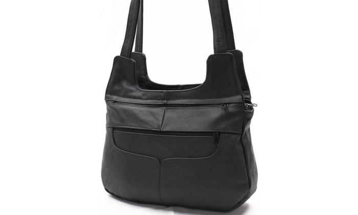 Super Soft leather Hobo Bag