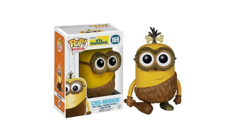 POP Minions CroMinion Vinyl Action Figure Toy 02693497-b99d-40e3-8c71-265ced9d2368