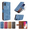 PU leather wallet Case with Kickstand Hollow Cover for iPhone X