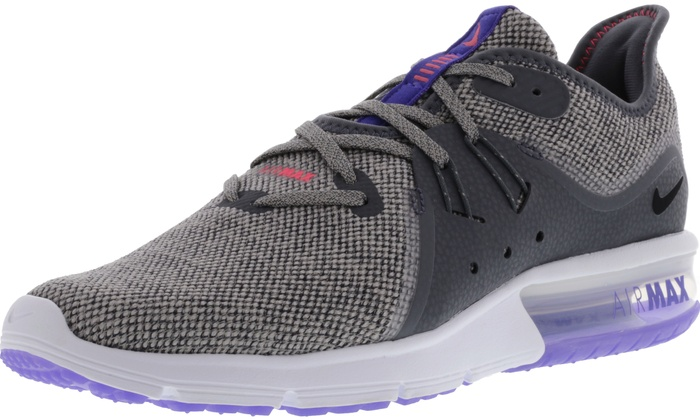 reputable site 79e7c f3615 ... Shoe Nike Men s Air Max Sequent 3 Ankle-High Running ...