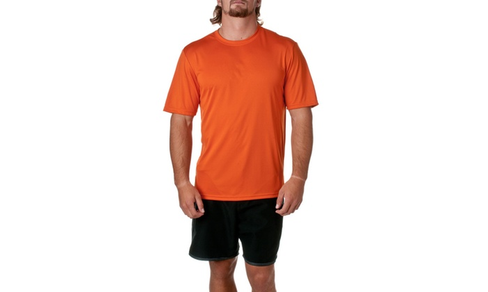 A4 Cooling Performance Crewneck Top N3142-1