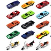 Turbo Racers 25 Piece Diecast 1:64 Kid's Toy Vehicle Playset