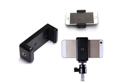 Universal Adjustable Car Air Vent Mount Cradle Holder Stand For Cell photo