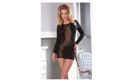 Long Sleeve Club Dress 4fba95ff-0e18-4113-8faf-ec4f8bbc338b