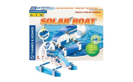 Thames & Kosmos Solar Boat bf0f2c57-cf47-414e-85a5-a13f63ac6355