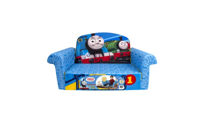 Thomas And Friends 2 In 1 Flip Open Sofa ...