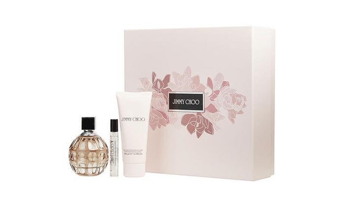 613780a3e4d Jimmy Choo Eau de Parfum 3 PCS Women Gift Set