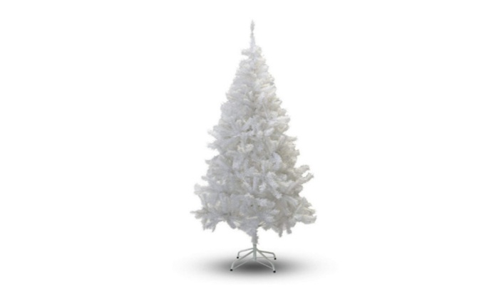 e2b192a8d71 Artificial PVC Christmas Tree w  Stand